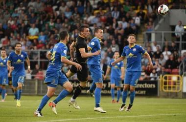 Champions League - L'Apoel beffa il Rosenborg, impresa Dundalk. Per la Roma chimera testa di serie