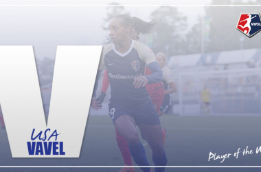 Crystals Dunn scores a brace for her second Player of the Week honors