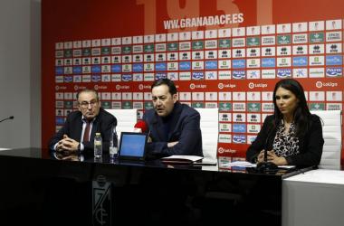 [Foto: Pepe Villoslada / Granada CF]