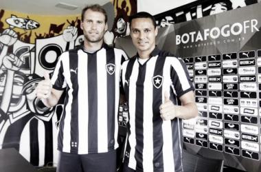 (Foto: Twitter/ Botafogo Oficial)
