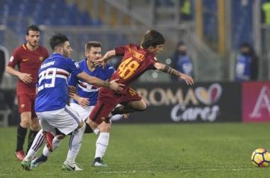 Zapata gela la Roma: la Sampdoria vince 1-0 e sbanca l'Olimpico