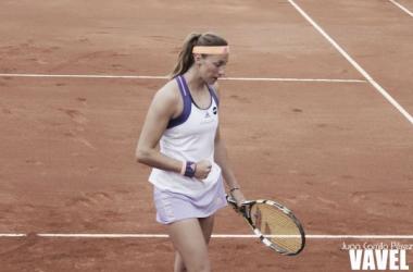 Mariana Duque clasificó a cuartos del WTA de Bogotá