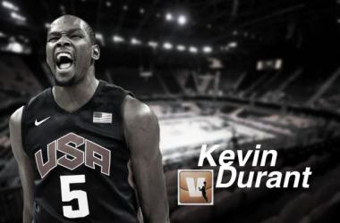 Estrellas de los mundiales: Kevin Durant