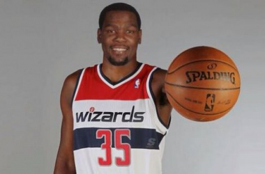 "Will Kevin Durant ""Come Home"" To The Washington Wizards In 2016?"