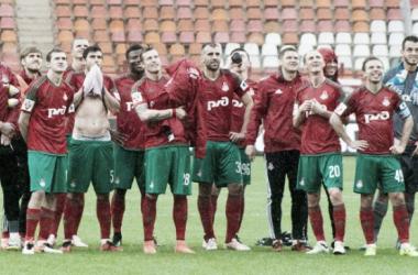 Фото: Локомотив — Мордовия