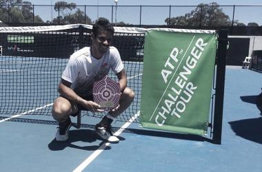 Foto: Divulgação/ATP Challenger Tour