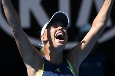 Australian Open 2018 - Wozniacki ferma Mertens e approda in finale