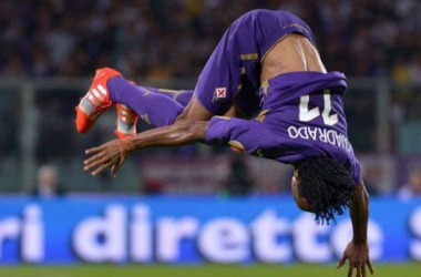 La Fiorentina empieza golpeando fuerte