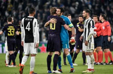 Juve, l'azzardo non ha pagato | Twitter Uefa.com
