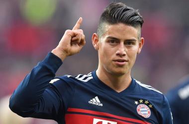 Bayern-Real Madrid: James pronto a prendersi la rivincita | Twitter James Rodriguez