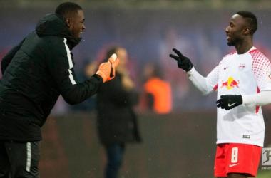 Bundesliga - Il Lipsia vince e convince: Augsburg battuto 2-0
