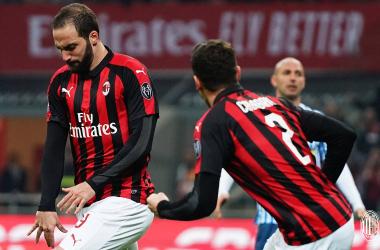 Higuain torna al gol e il Milan torna a vincere