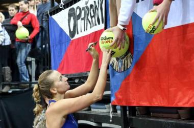 WTA Doha, oggi gli ottavi