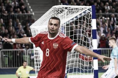 Rusia resiste ante la insistencia eslovena y pone rumbo a semifinales