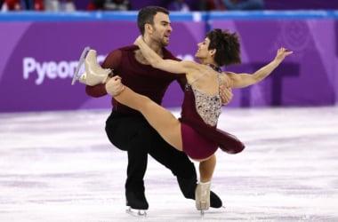 Pyeongchang 2018, pattinaggio team event: libero a Duhamel/Radford. Splendidi Marchei/Hotarek secondi