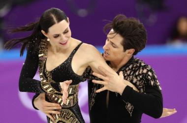 PyeongChang 2018, Team Event pattinaggio di figura: quarto posto per Cappellini-Lanotte nello short della danza, Italia risale quinta - PyeongChang 2018 Twitter