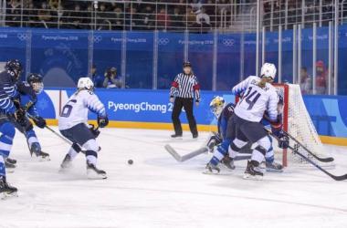 PyeongChang 2018 - Hockey femminile: gli USA trovano la prima vittoria; Finlandia battuta