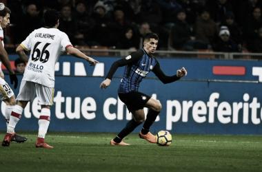 Guilherme e Cancelo | TWITTER @Inter