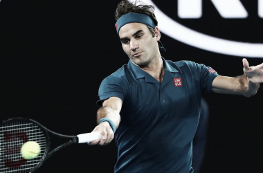 Federer, sobre la noche de Australia | Foto: ATP