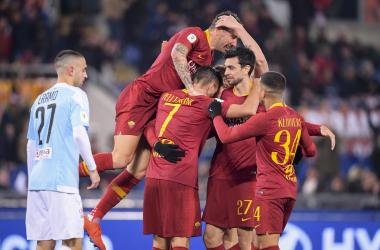 Coppa Italia - La Roma schianta la Virtus Entella: 4-0 all'Olimpico