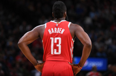 Fonte: Houston Rockets Twitter