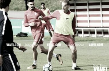Sergio y Bergantiños. Foto:Diego Blanco