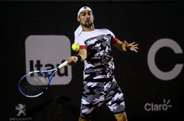 ATP - Rio Open, Fognini avanza. Oggi Thiem e Monfils - Rio Open Twitter