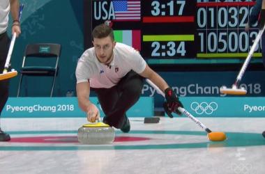 PyeongChang 2018 - Curling, altra sconfitta per l'Italia. Svezia batte Canada e va al comando | Twitter Italia Team