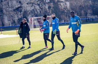 Source photo: profilo Twitter AS Monaco