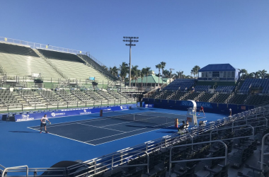 ATP Delray Beach, Isner e Raonic sul Centrale - Delray Beach Open Twitter