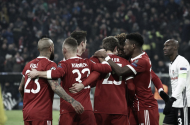 Source photo: profilo Twitter Bayern Monaco