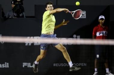 ATP - Rio Open, fuori Cecchinato, oggi Monfils - Cilic - Rio Open Twitter