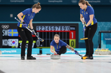 Twitter World Curling