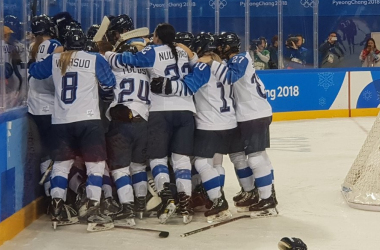 PyeongChang 2018 - Hockey femminile: bronzo alla Finlandia