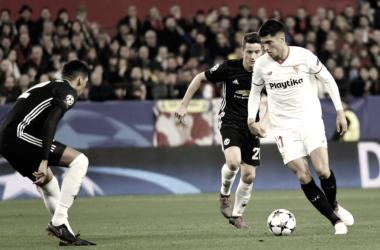 Sevilla FC - Manchester United: puntuaciones Sevilla, octavos de final UEFA Champions League