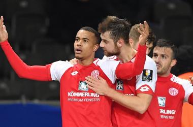 Bundesliga - Il Mainz batte l'Hertha e rilancia la corsa salvezza | Twitter Bundesliga