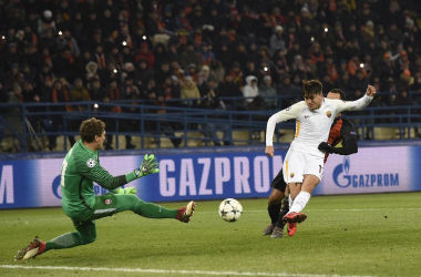 Champions League - Lo Shakhtar ribalta la Roma, ma il vantaggio è risicato (2-1)