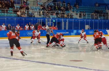 PyeongChang 2018 - Hockey femminile: Oar e Finlandia vincono i playoff | Twitter IIHF