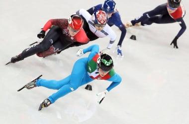 PyeongChang 2018 - Short Track 1500m: oro Choi, settima Fontana