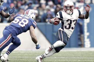 Dion Lewis podría abandonar los Patriots