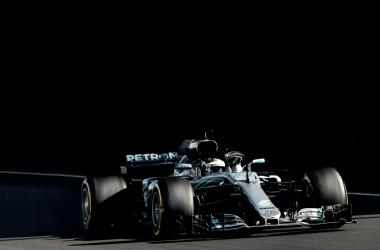 Bottas toma en Rosberg una referencia para conseguir vencer a Hamilton
