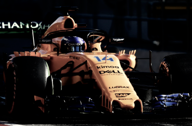 McLaren, muchos problemas en los test para querer aspirar a ganar