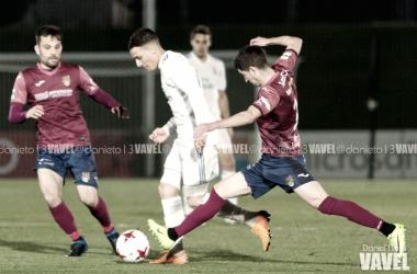 """Previa Real Madrid Castilla - AD Unión Adarve: """"El Lobo"""" sale a cazar al """"Mirlo Blanco"""""""