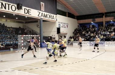 Benidorm vence en Zamora y sigue sin perder en 2018 como visitante