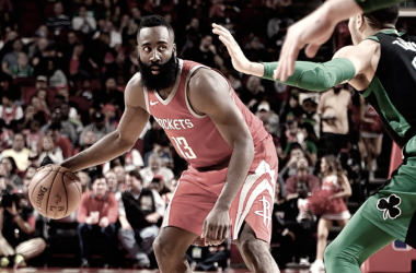 Los Celtics tampoco paran a los Rockets y ya van 15 seguidas