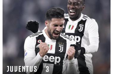 Serie A- La Juventus strapazza il Chievo (3-0)