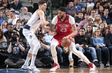 Fonte: New Orleans Pelicans Twitter