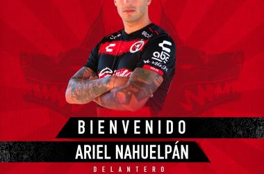 Nahuelpán es nuevo jugador de Xolos