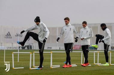 source photo: twitter Juventus FC