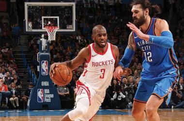 Fonte: Houston Rockets Twitter